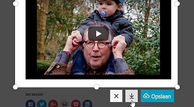 Maak een screenshot met Firefox