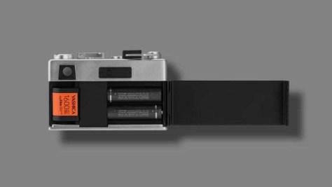 Yashica digiFilm camera