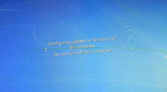 Bereid je voor op de grote Windows Upgrade