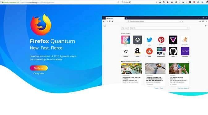 Firefox-revolutie staat op springen