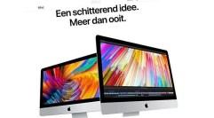 Het wordt een iMac