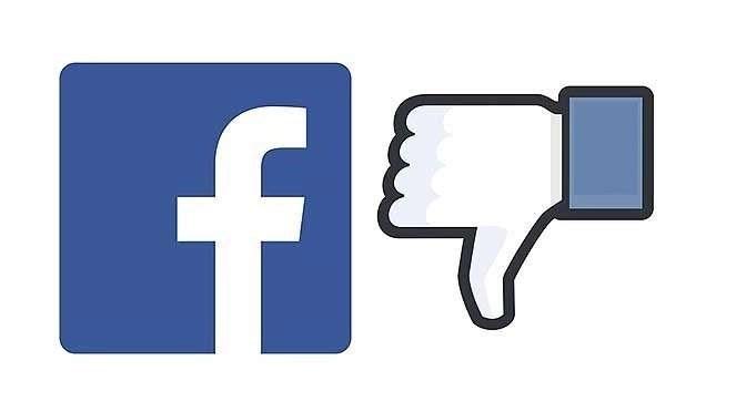 Zuckerberg blijft angstvallig stil, geen slimme zet zo lijkt het (bron afbeelding: https://commons.wikimedia.org/wiki/File:Ap_facebook_dislike.jpg)