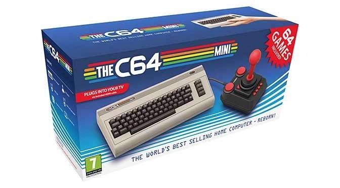 De Commodore 64 is terug