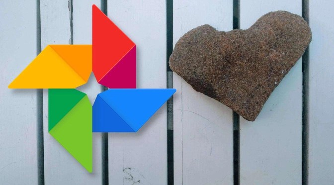 Sterren en hartjes in Google Foto's