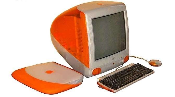 iMac viert twintigste verjaardag