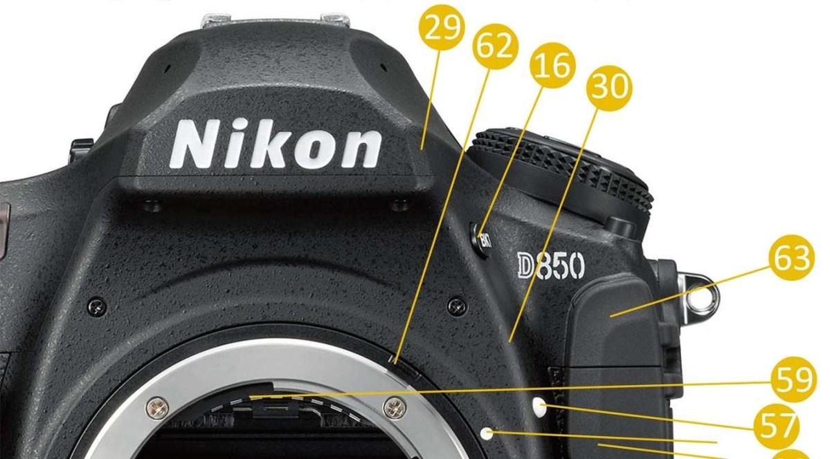 De Nikon-D-Camera