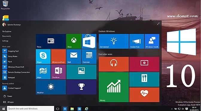 Upgrade voor Windows 10 staat klaar