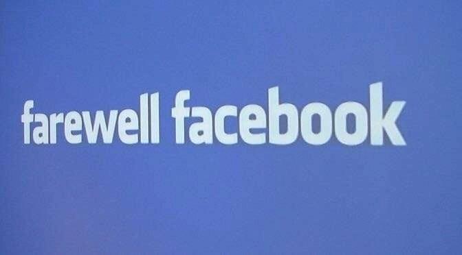 Betrouwbaarheid Facebook reden voor vaarwel