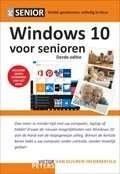 Het boek PC Senior: Windows 10 voor senioren, 3e editie Bijgewerkt voor Windows 10 Creators Edition, auteur: Victor Peters