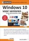 Het boek Windows 10 voor Senioren, 4e editie van Victor Peters
