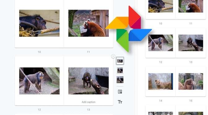 Fotoboeken maken in Google Foto's