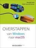 Het boek Overstappen van Windows naar macOS, auteurs: Ronald Smit en Henk van de Kamer