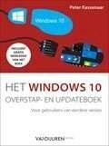Het Windows 10 overstap- en updateboek door Peter Kassenaar
