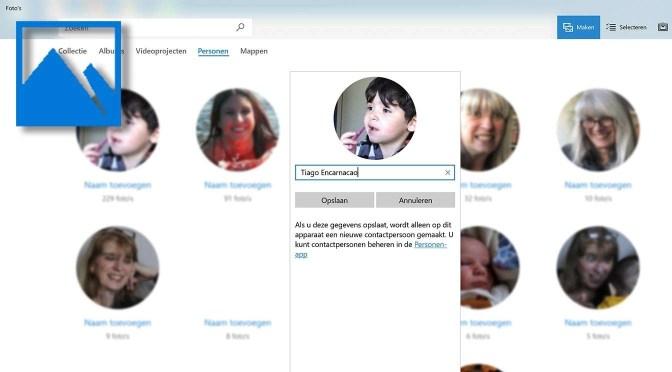 Een hernieuwde kennismaking met Windows Foto's: Tag je vrienden en familieleden