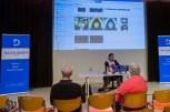Bob Timroff tijdens de Kennissessie over Apple Foto's.