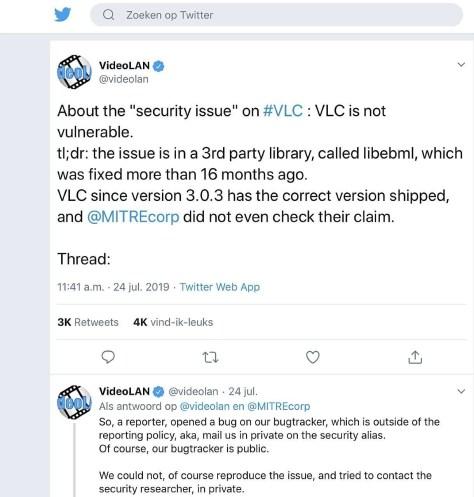 Lek in VLC