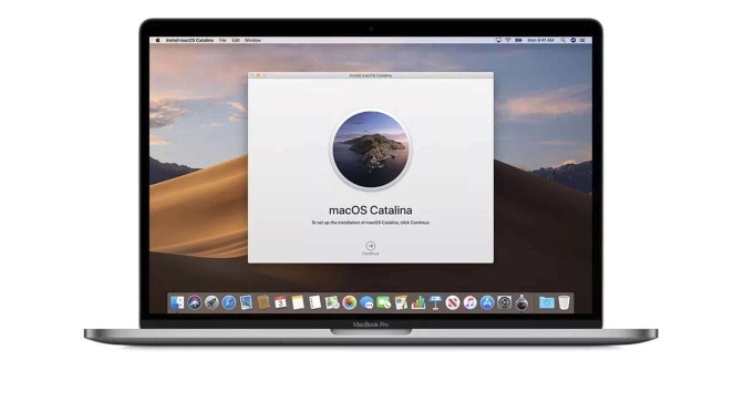 Apple rolt macOS Catalina 15.1 uit