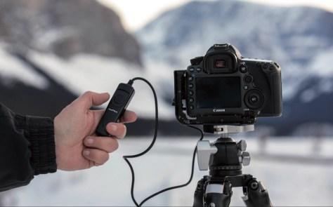 basisuitrusting voor landschapsfotografie