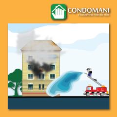 Certificato di sicurezza antincendio: quali obblighi per l'amministratore?