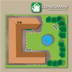 Chi paga le spese del giardino condominiale?