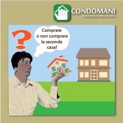 Conviene comprare una seconda casa?