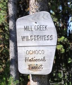 Mill Creek Wilderness