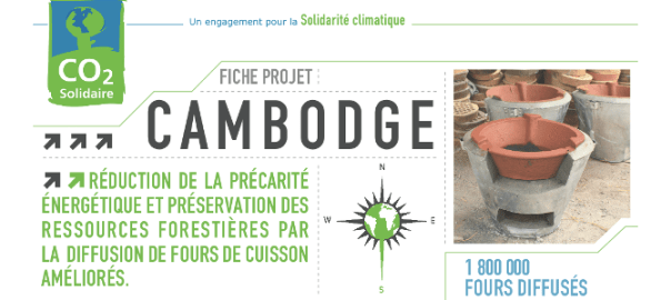 Projet CO2 Solidaire au Cambodge