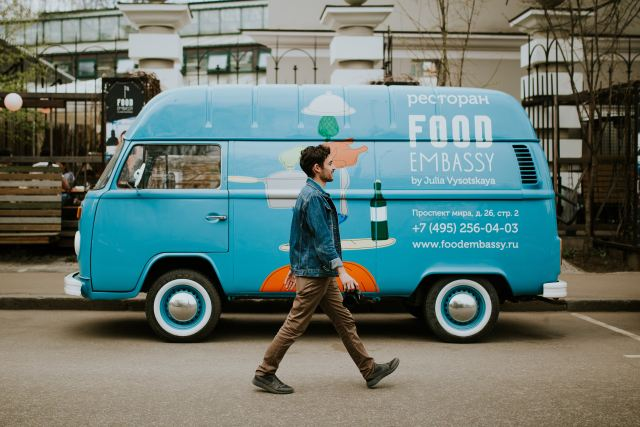 quanto custa montar um food truck
