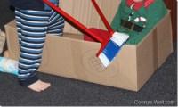 Meine Jungs werden Hausmnner: Vileda Besenwagen mit ...