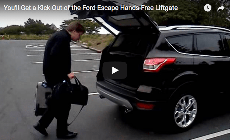What Is A Liftgate On A Car