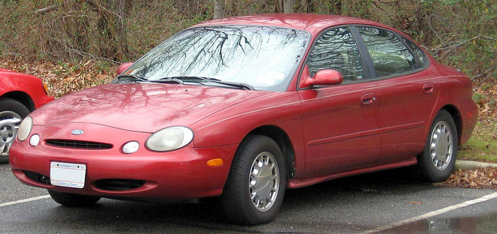 Ugly Vehicles, Part 1: 1995-2004