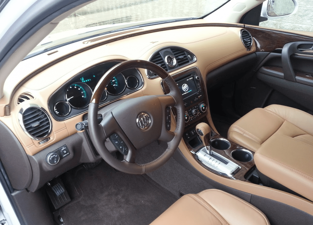 Test Drive 2016 Buick Enclave Premium The Daily Drive