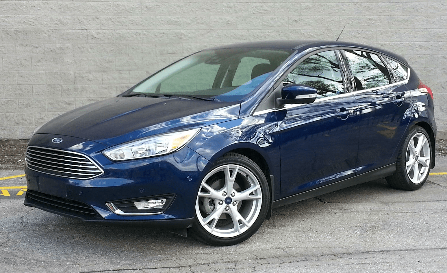 Test Drive 2016 Ford Focus Titanium  The Daily Drive  Consumer Guide The Daily Drive