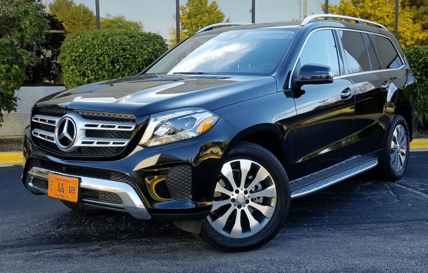 Test Drive 2017 MercedesBenz GLS450  The Daily Drive  Consumer Guide The Daily Drive