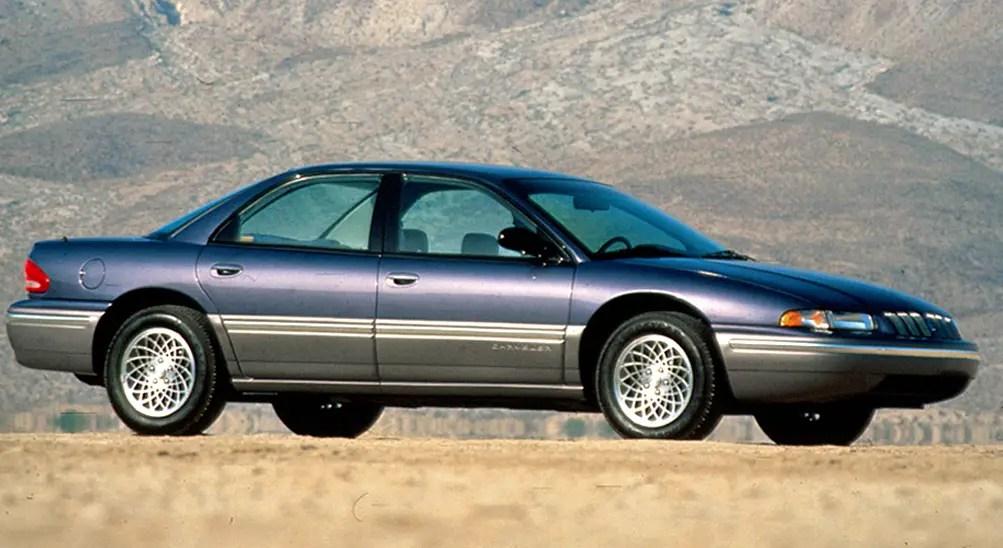 Cab Forward The Chrysler Lh Cars Of