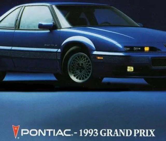 1993 Pontiac Grand Prix Gt