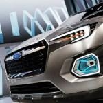 2016 Los Angeles Auto Show Subaru Viziv 7 Suv Concept The Daily Drive Consumer Guide The Daily Drive Consumer Guide