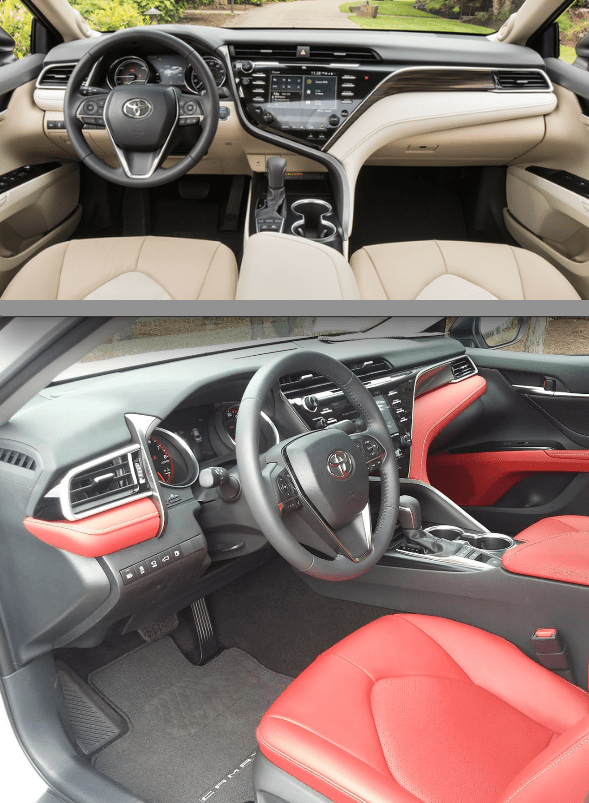 all new camry black kijang innova vs fortuner 2018 toyota the daily drive | consumer guide®