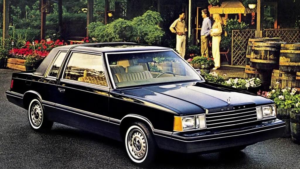 Image result for 1980 chrysler k car