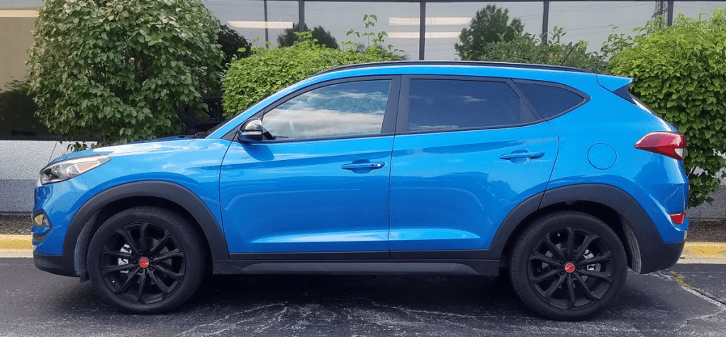 Test Drive 2017 Hyundai Tucson The Daily Drive