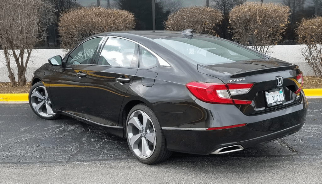 Test Drive 2018 Honda Accord Touring 20T The Daily