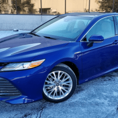 All New Camry Hybrid Review Headlightmag Test Drive 2018 Toyota Xle The Daily