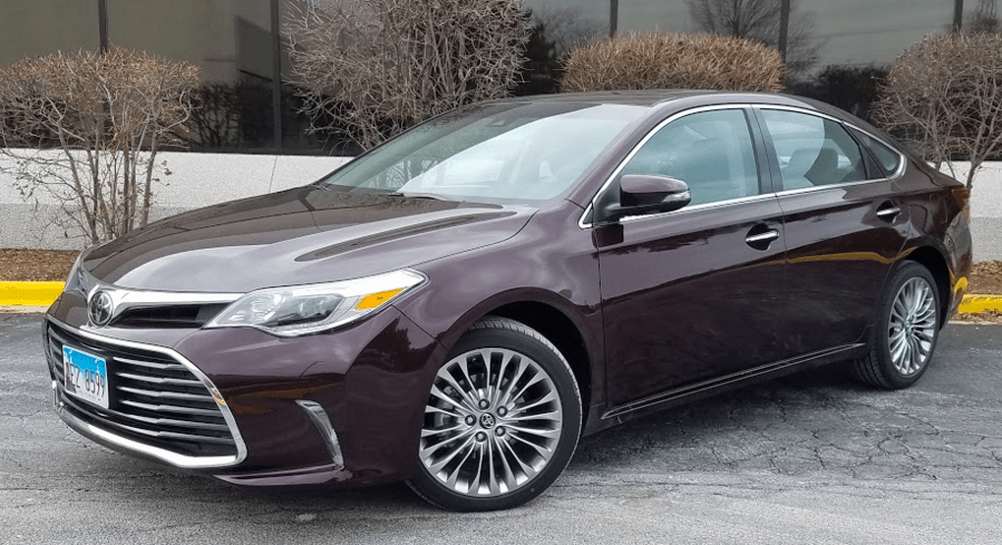 2018 Toyota Avalon Limited The Daily Drive  Consumer Guide