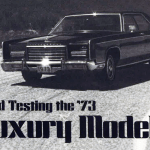 Review Flashback Luxury Sedans Of 1973 Comparison Test The Daily Drive Consumer Guide The Daily Drive Consumer Guide