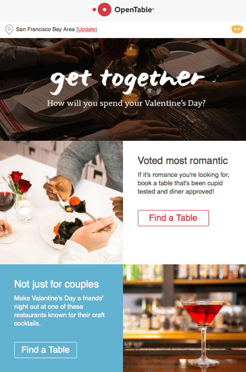 Valentine S Day Email Marketing Ideas For Spreading The Love