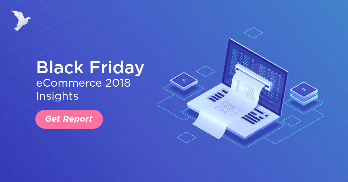 Black Friday Report For Ecommerce 2018 Infographic Contactpigeon Blog