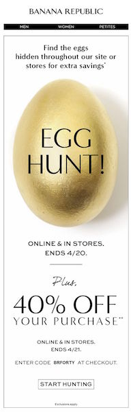 Easter Marketing Campaign ideas