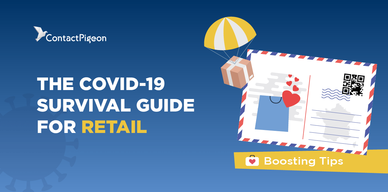 The Coronavirus Survival Guide For Retail Infographic Contactpigeon Blog
