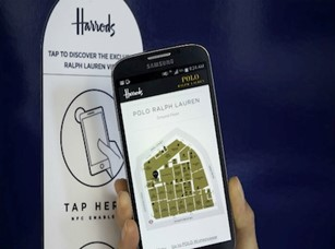 Harrod qr code retail example