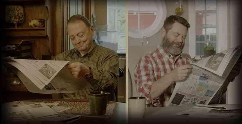 Fathers-Day-Marketing-campaign-Nick-Offerman-Lagavulin